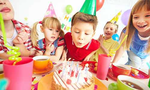 Birthday Parties at Sportime USA