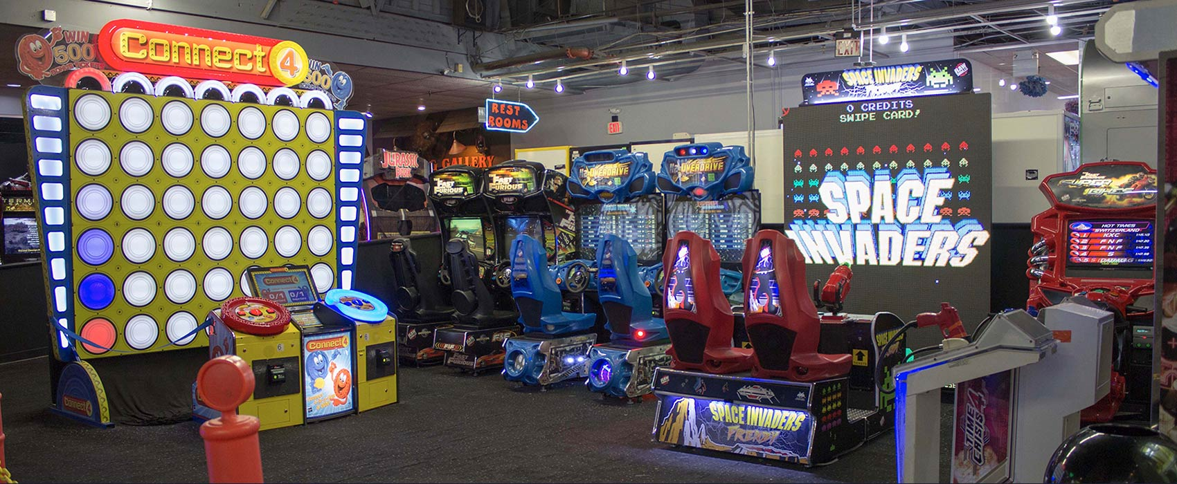 Indoor Amusement Center in Westchester
