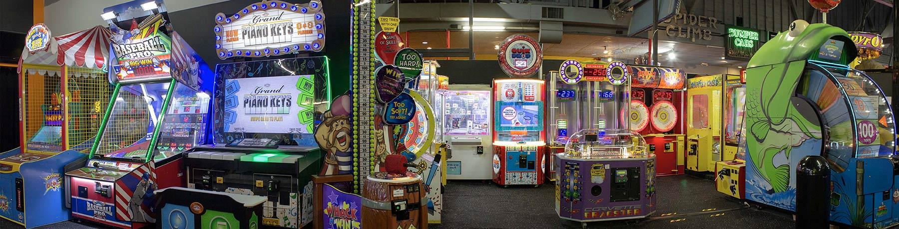 Sportime Arcade
