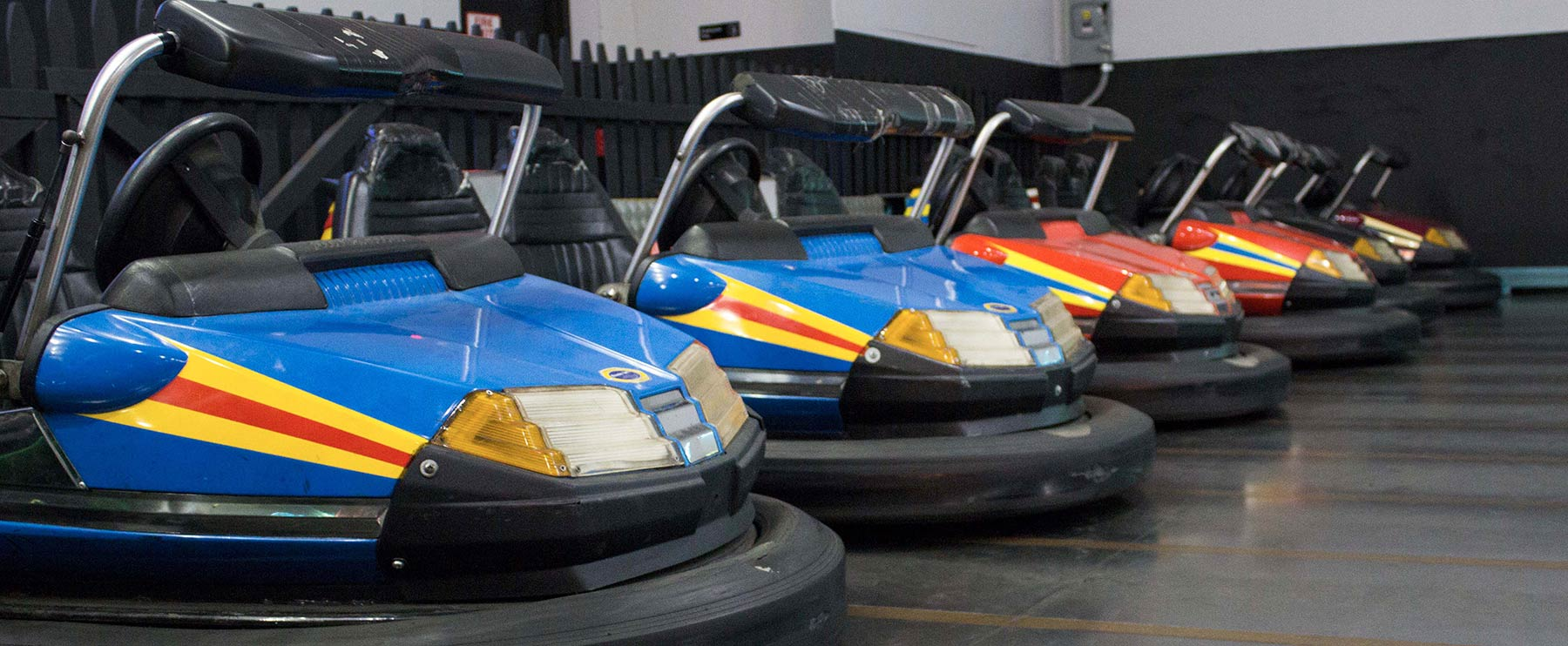 Corporate Events - Bumper Cars
